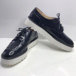 Zara Woman's Platform Shoe